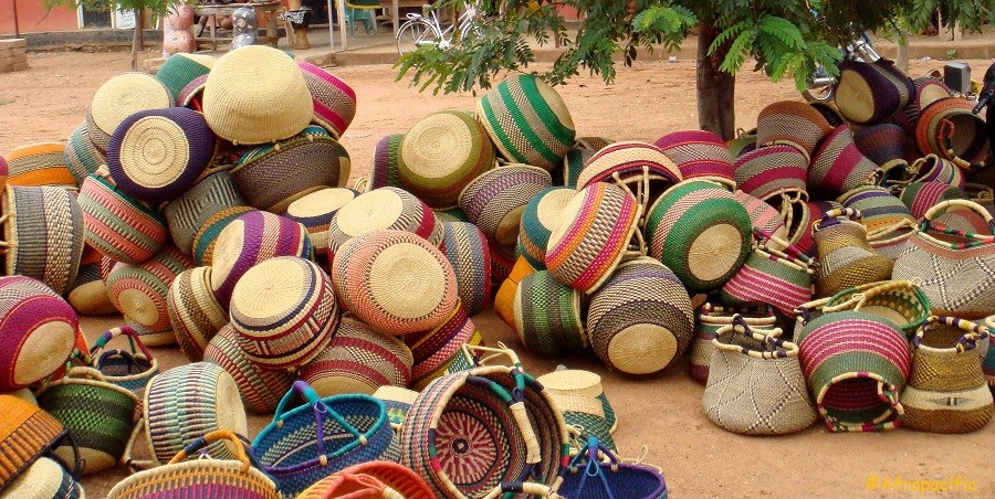 Afropacific Baskets Afropacific Baskets From Ghana To